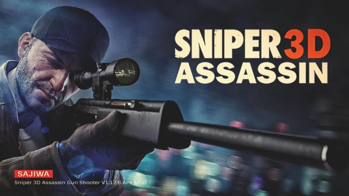 Sniper 3D Assassin: Free Games v2.14.14 Apk Mod [Dinheiro Infinito] - Winew