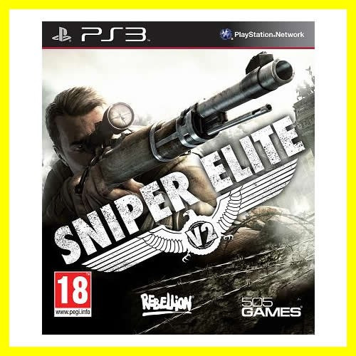 sniper elite 2 by 505 games juegos originales para ps3