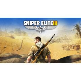 Sniper Elite 3 - Psn Ps3 - Midia Digital
