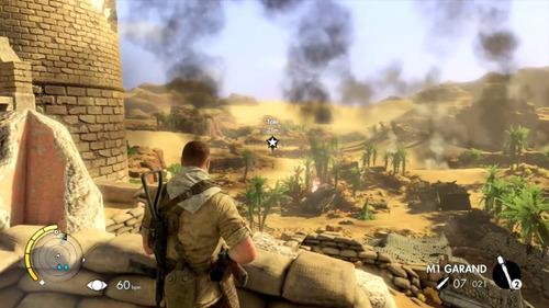 sniper elite 3 ps3 + todos los dlcs | digital español tenelo