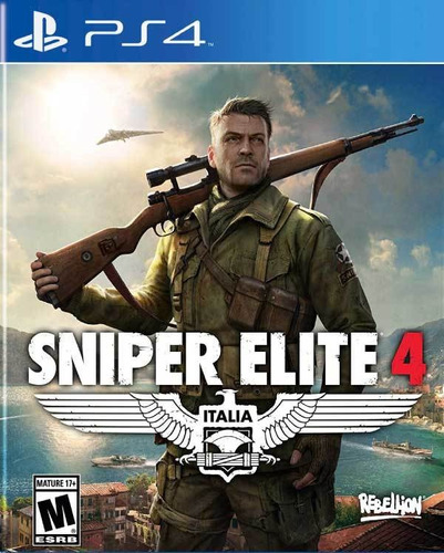 sniper elite 4  digital ps4