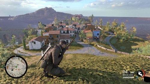 sniper elite 4 edicion deluxe- pc digital