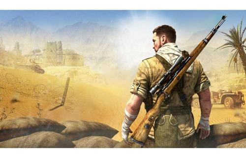 sniper elite iii ultimate edition switch mídia física novo