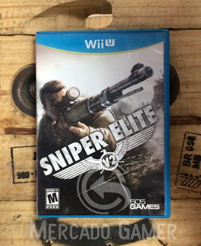 sniper elite usado wiiu
