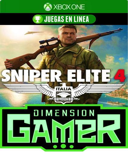 sniper elite xbox one