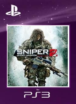 sniper ghost warrior 2  español ps3