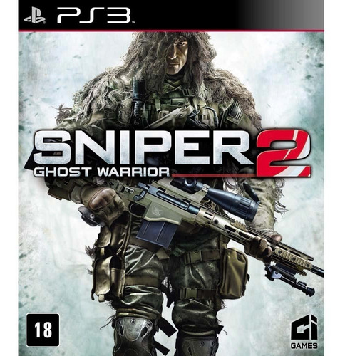 sniper ghost warrior 2 ps3 digital (no disco)