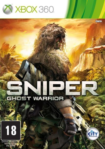 Sniper Ghost Warrior - Xbox 360 Destravado Lt 3 0 / Lt 2 0