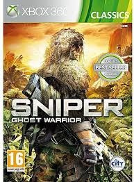 sniper ghost warrior xbox360