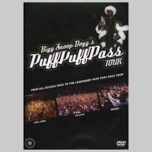 snoop dogg bigg snoop doggs puff puff pass tour dvd nuevo