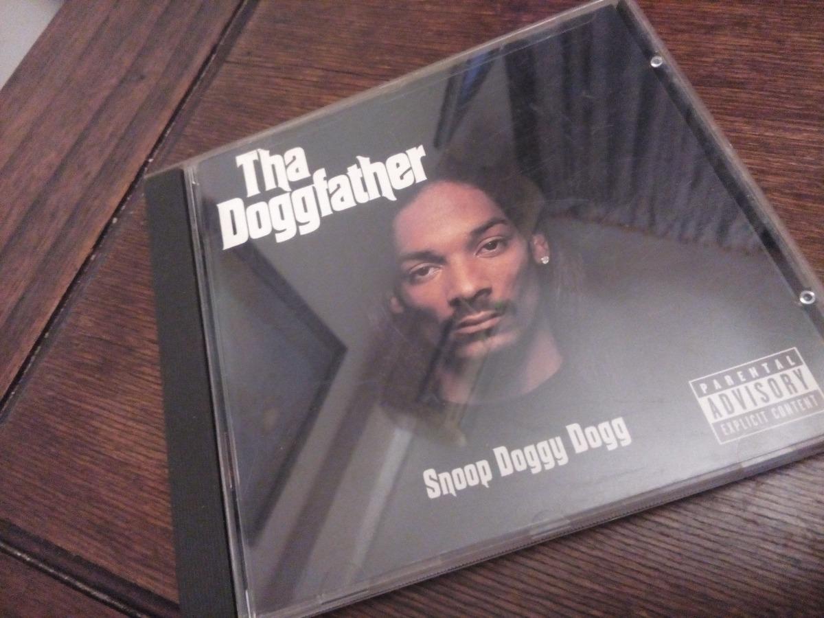 Snoop Doggy Dogg - Tha Doggfather - Cd Primera Edicion!!