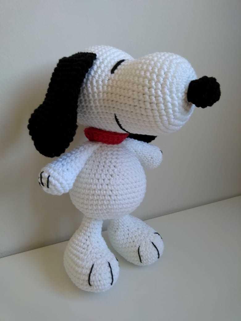 Luciana Ponzo Criações em Crochê: Receita Amigurumi Woodstock | 1040x780
