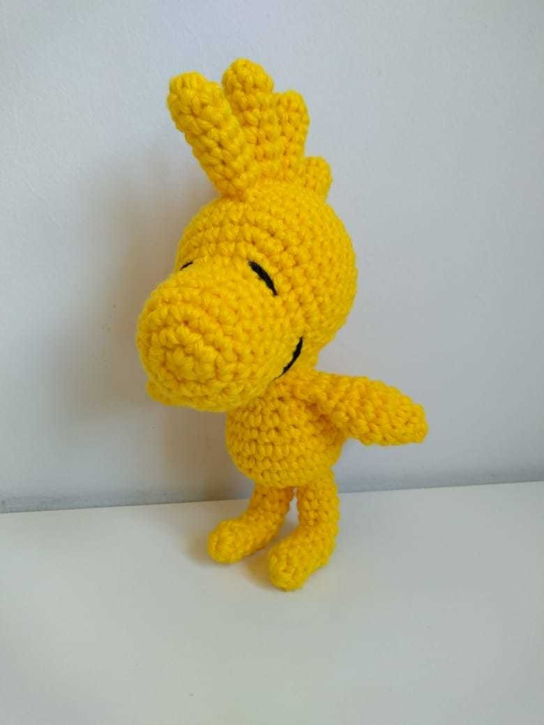 Tutorial Woodstock Amigurumi | How to crochet Woodstock Amigurumi ... | 1040x780