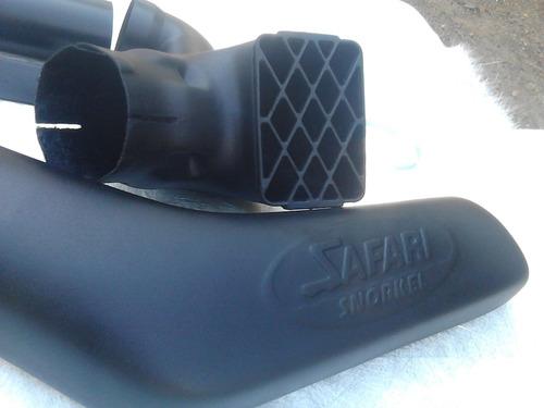 snorkel anfibio funcional para toyota hilux y fortuner