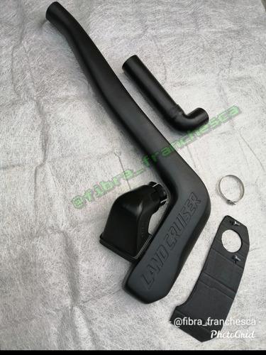snorkel anfibio toyota fj40 y fj43 con kit de instacion