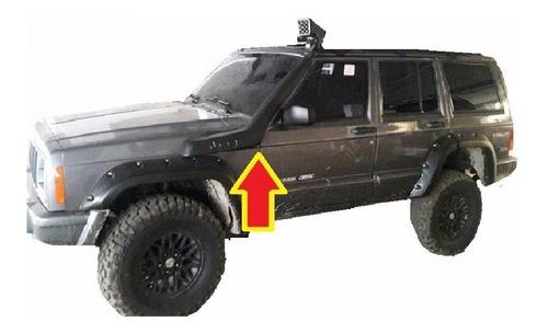 snorkel jeep cherokee xj grand cherokee zj repuesto anfibio