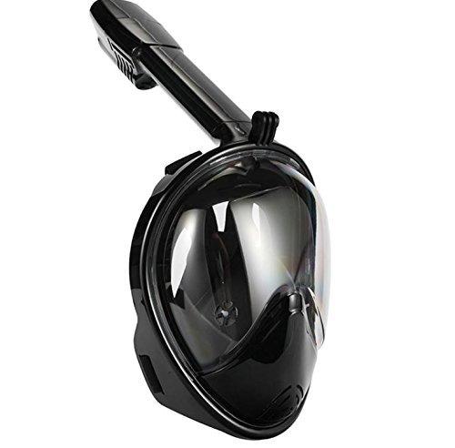 snorkel maskblack pl / xl