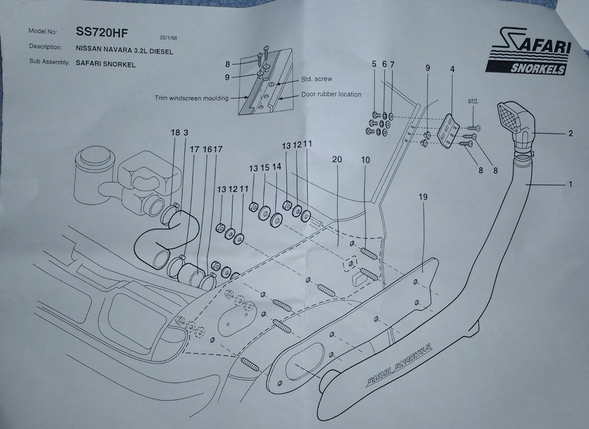 Charmant 1995 Nissan Pick Up Schaltplan Fotos - Der Schaltplan ...