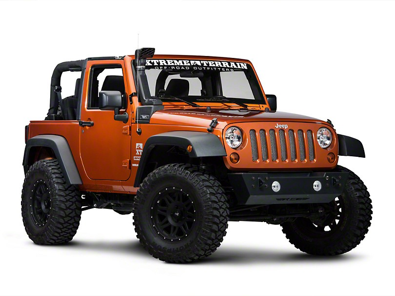 Snorkel Para Jeep Wrangler 2007-2018 Rugged Ridge ...