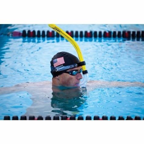ed32edbae Snorkel Swimmers Frontal Marca Finis Natação Nadar Treino - R  114 ...