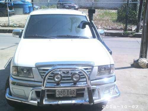 snorkels camioneta mazda b2600 con kits isntalacion bt 50