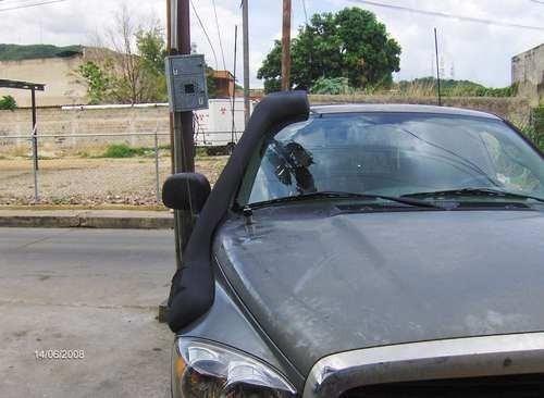 2005 Dodge Ram 2500 >> Snorkels Dodge Ram 2005 2007 2008 Modelo Rally Ultimo ...