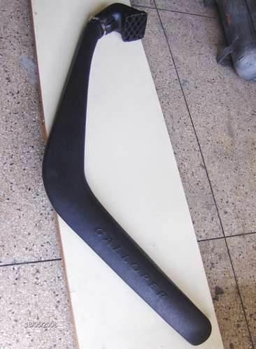 snorkels hyundai galloper modelo original con su kits