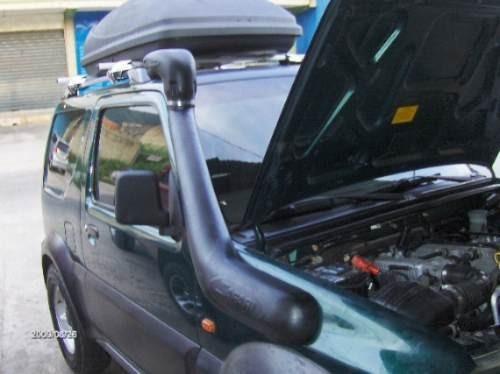 snorkels para chevrolet jimmy modelo safari rusticos nuevo