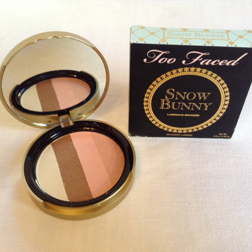 snow bunny too faced