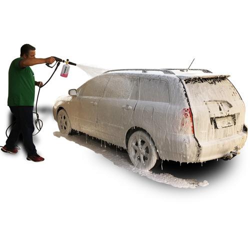 snow foam lance p/ lavadora karcher k1 k2 k3 k4 k5 + barato