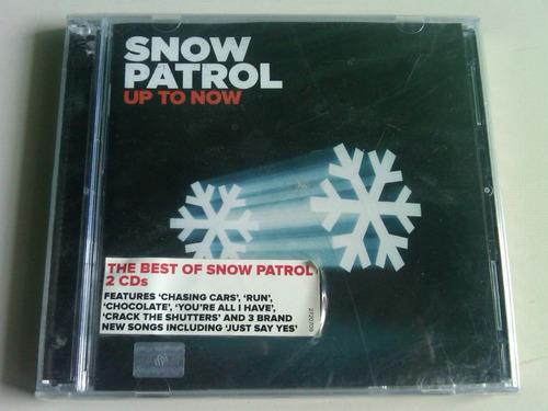 snow patrol up to now 2cds nuevo cerrado nacional