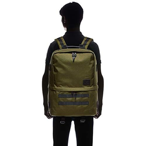 1fea13b3e998 Snow Peak Day Camp System Backpack, Olive, One Size