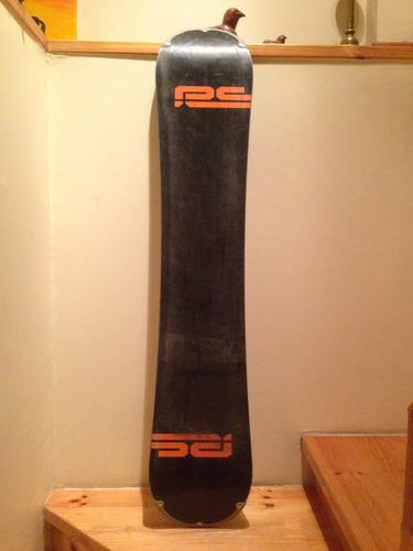 snowboard rossignol 150 cm sin fijaciones!