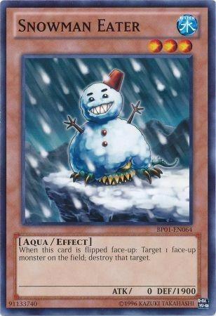 snowman eater - bp01-en064 - common unlimited