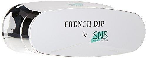 sns nails dipping polvo french dip molding (mold) para rosa