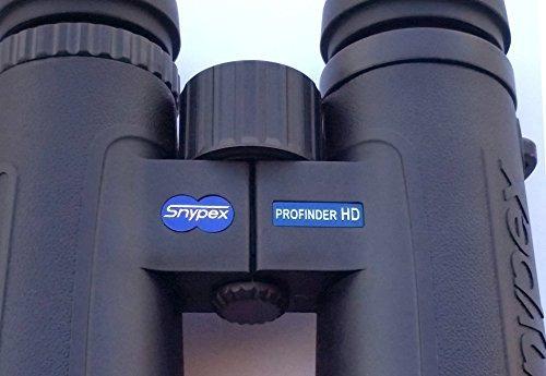 snypex profinder hd 8x50 prismáticos binoculares ópticos c