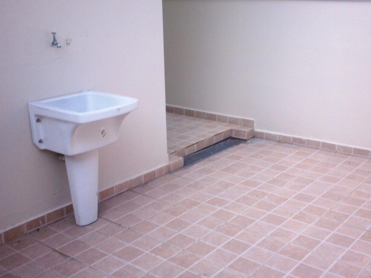 são dois sobrados novos de 3 dormitórios. ref 60601