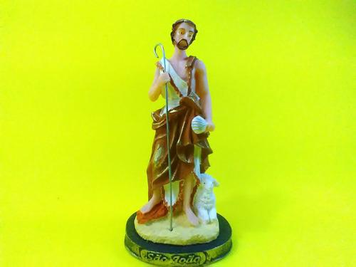 são joão batista resina 18 cm imagem catolico