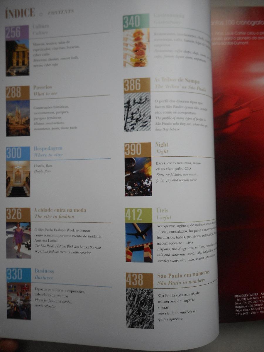 65b8d941bf3 São Paulo Life - Guia Da Cidade - Golden Book - R  35