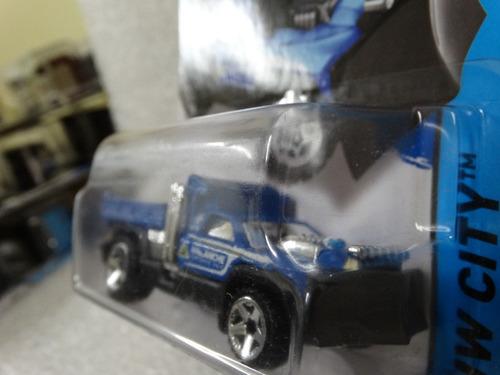 so plowed  limpa neve - hot wheels 2014 - lacrado