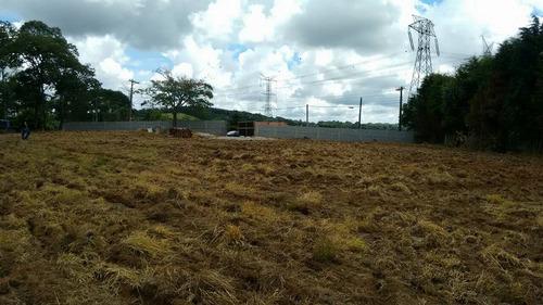 (so) terreno com boas condições