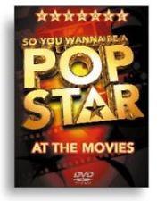 so you wanna a pop star at the movies dvd raro