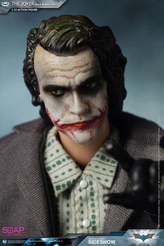 soap studios the dark knight the joker (bank robber) 1/12
