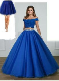 b0721d8c6 Vestido Debutante 2 1 Dourado - Vestidos Longos Femininas Rosa no ...