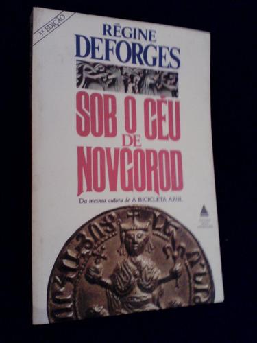 sob o céu de novgorod regines deforge