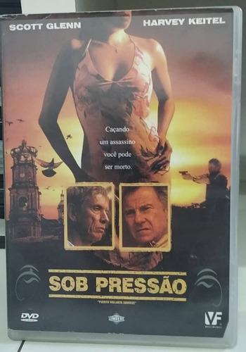 sob pressão dvd