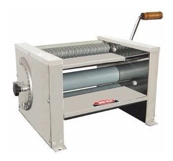 sobadora con fideero 300mm manual rd fabrica de pastas gtia!