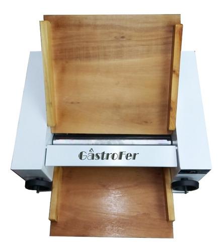 sobadora laminadora 450 mm electrica + amasadora 20 kg