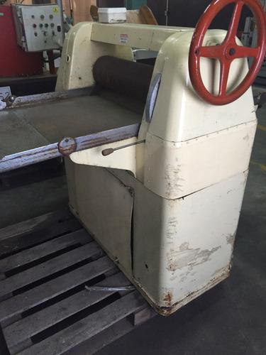sobadora laminadora para panaderia ancho 645 mm