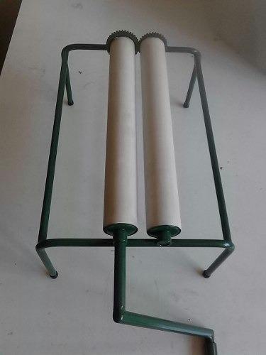 sobadoras y laminadoras manuales graduables en caracas